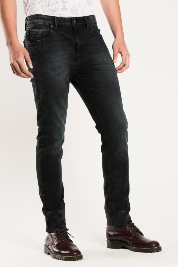 Chic Pantalon Koaj Mocca Super Slim 1/17
