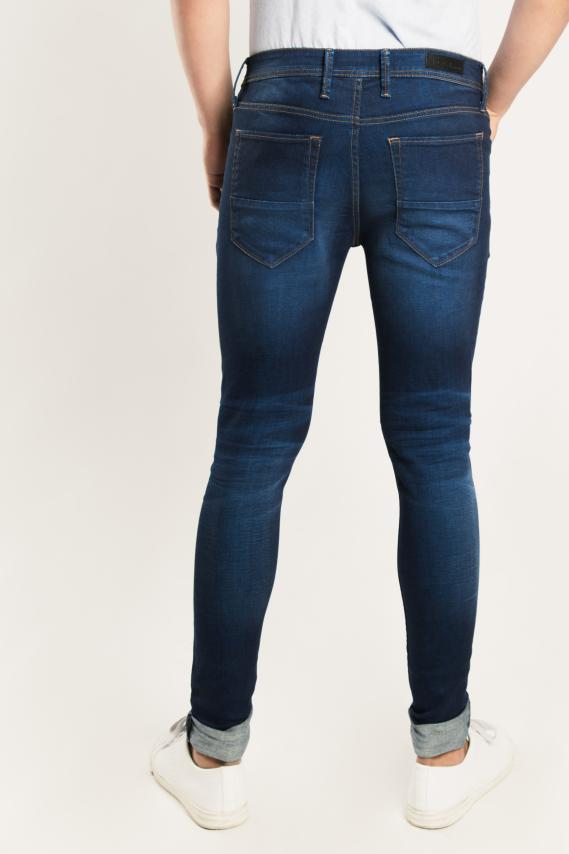 Chic Pantalon Koaj Kipe Super Skinny 1/17