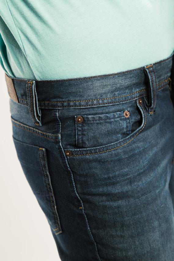 Jeanswear Pantalon Koaj Roll 37 Skinny 1/17