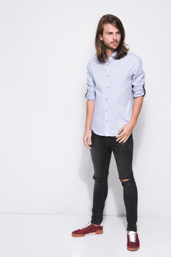 Jeanswear Pantalon Koaj Contre Super Skinny 1/18