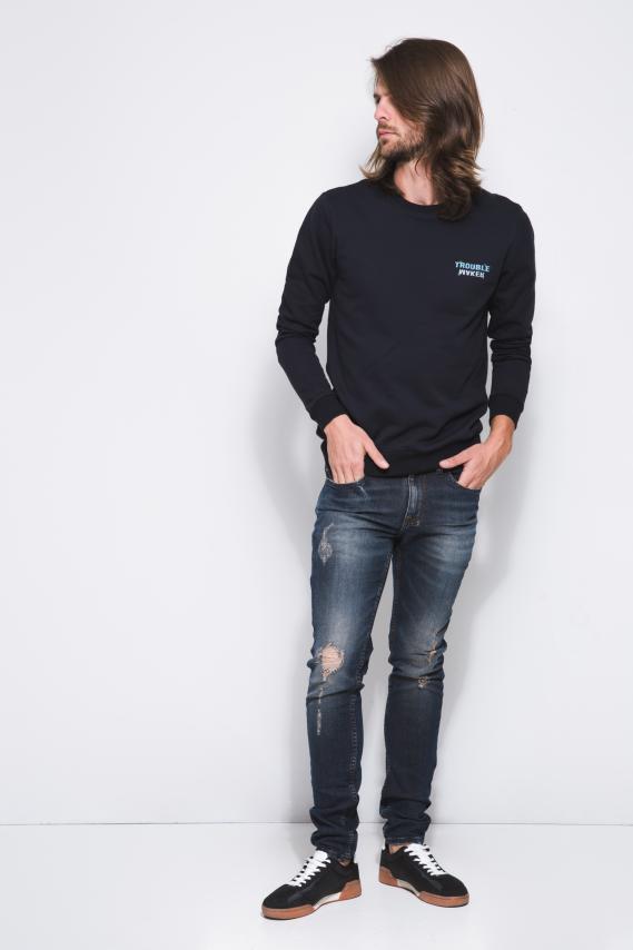 Jeanswear Pantalon Koaj Roll 42 Skinny 1/18