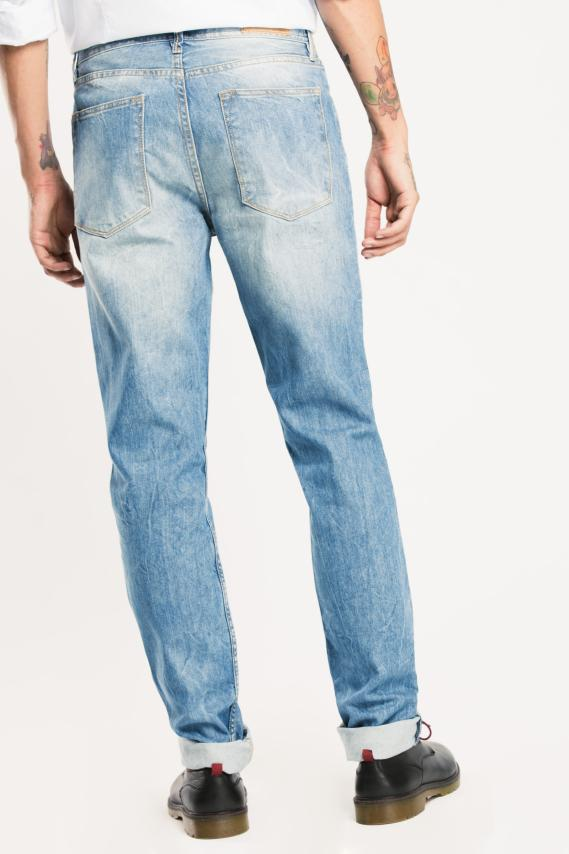 Basic Pantalon Koaj Slim 40 2/17