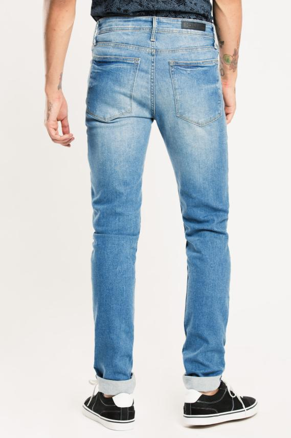 Basic Pantalon Koaj Slim Stretch 2 2/17