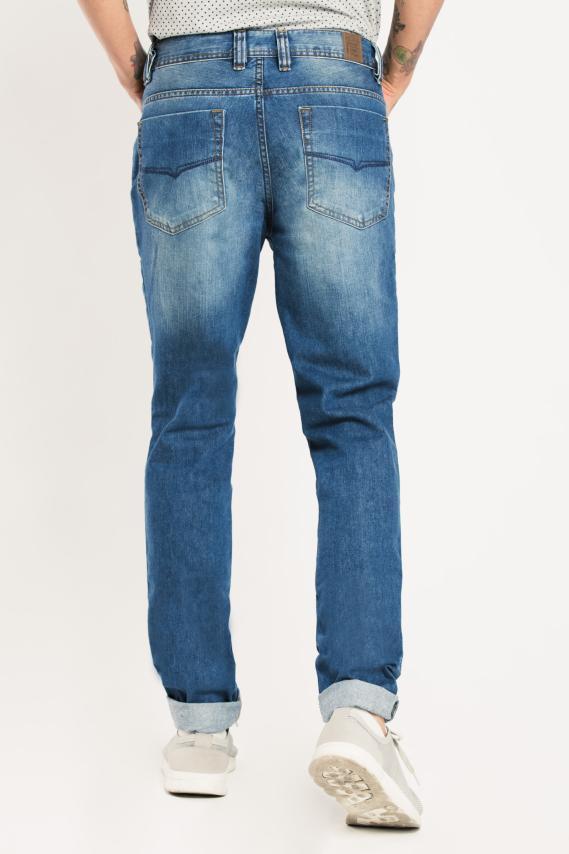 Basic Pantalon Koaj Jean Skinny Fit 5 2/17