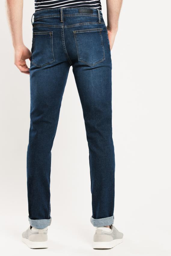Basic Pantalon Koaj Jean Slim Stretch 5 2/17
