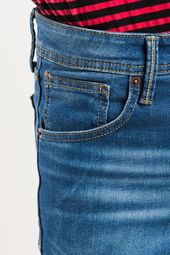 Basic Pantalon Koaj Jean Slim Stretch 6 2/17