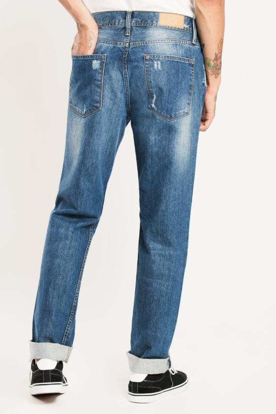 Basic Pantalon Koaj Jean Slim 44 2/17