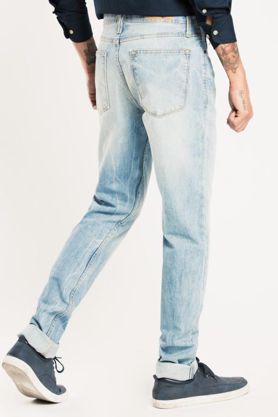 Basic Pantalon Koaj Jean Slim 45 2/17