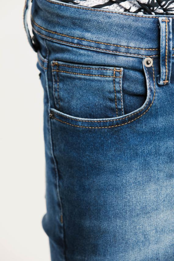 Basic Pantalon Koaj Jean Super Skinny 112/17