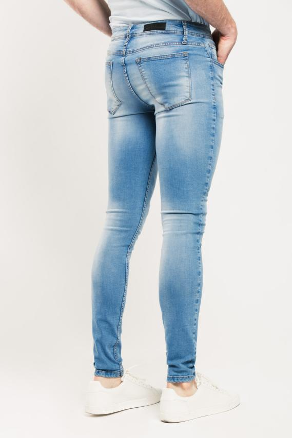 Basic Pantalon Koaj Jean Super Skinny 142/17