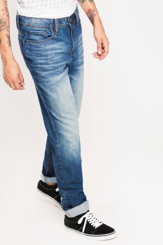 Basic Pantalon Koaj Jean Skinny Fit 9 2/17