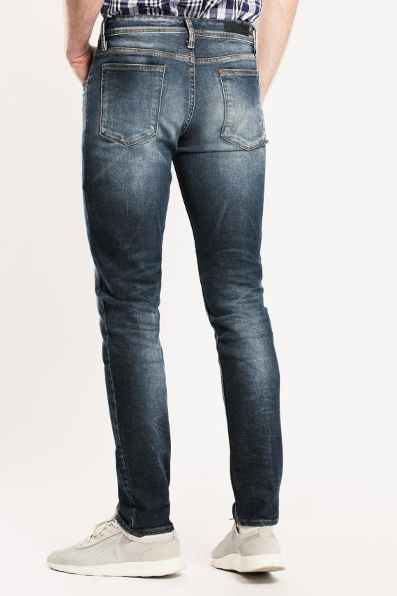 Basic Pantalon Koaj Jean Slim Stretch 10 2/17