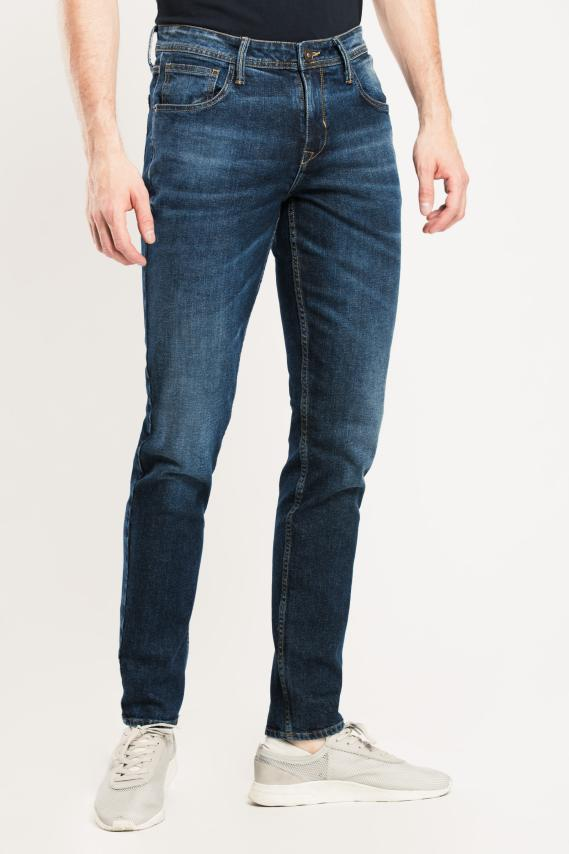 Basic Pantalon Koaj Jean Slim Stretch 11 2/17