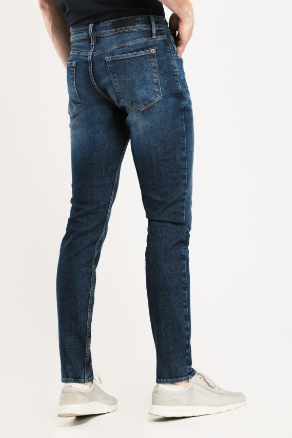 Basic Pantalon Koaj Jean Slim Stretch 11 2/17