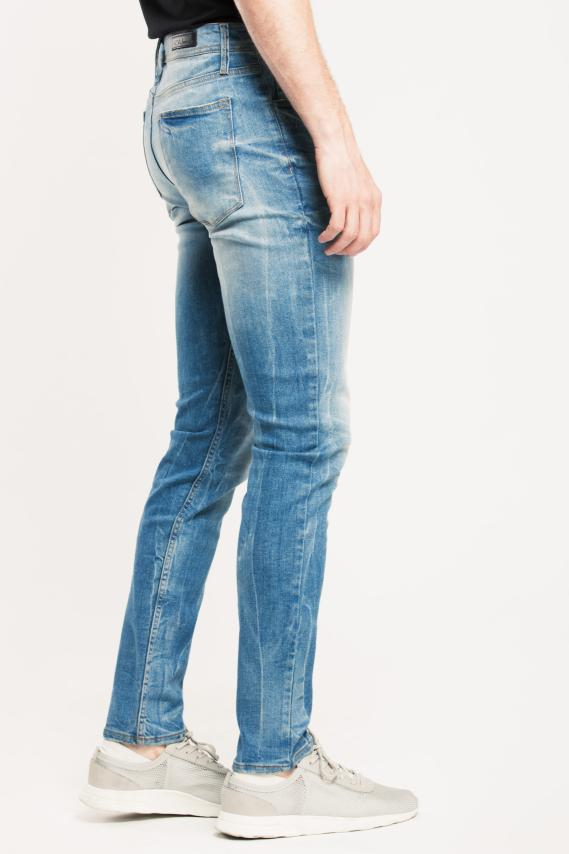 Basic Pantalon Koaj Jean Slim Stretch 12 2/17