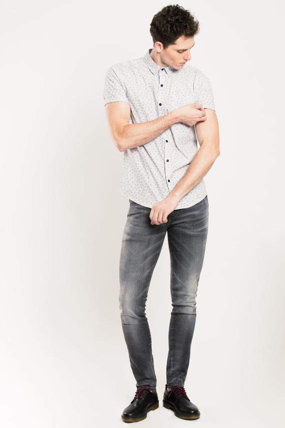 Basic Pantalon Koaj Jean Slim Stretch 14 2/17