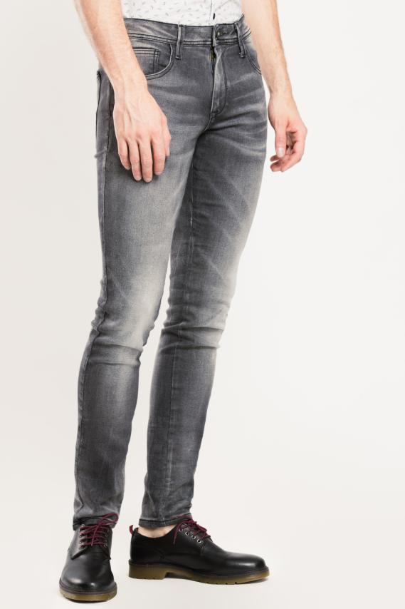 Basic Pantalon Koaj Jean Slim Stretch 14 2/17