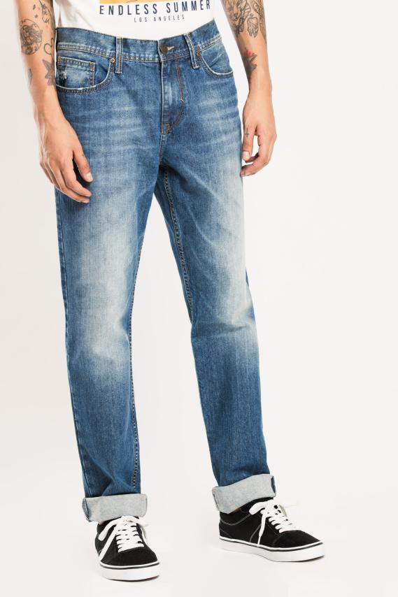 Basic Pantalon Koaj Jean Slim 49 2/17
