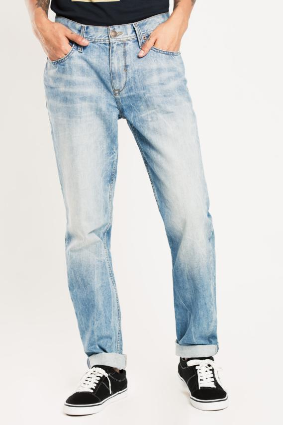 Basic Pantalon Koaj Jean Slim 50 2/17