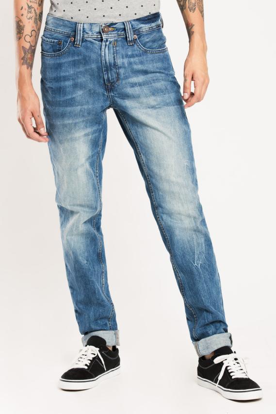 Basic Pantalon Koaj Jean Skinny Fit 14 2/17