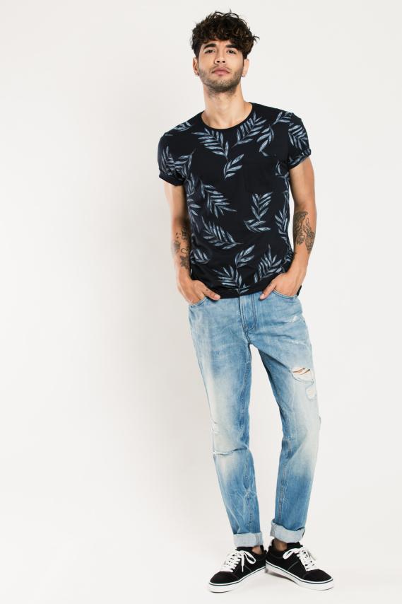 Basic Pantalon Koaj Jean Skinny Fit 15 2/17