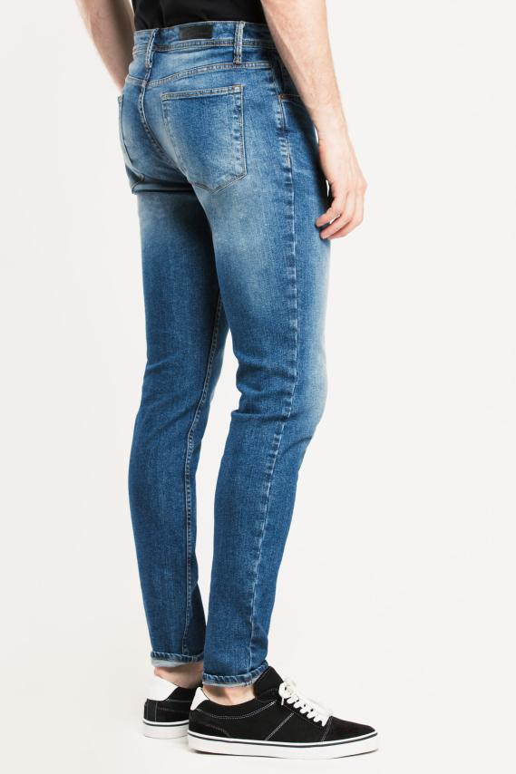 Basic Pantalon Koaj Jean Slim Stretch 18 2/17
