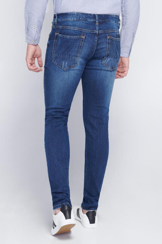 Basic Pantalon Koaj Jean Slim 15 2/18