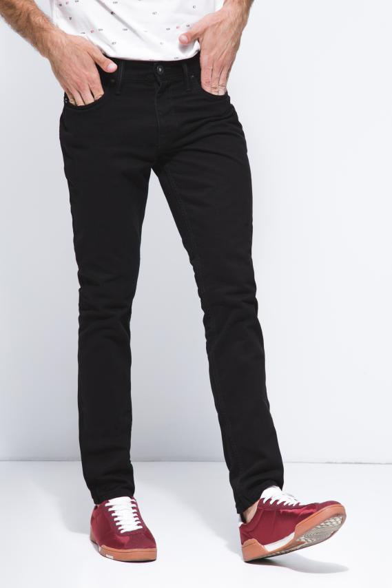 Basic Pantalon Koaj Slim Rigido 2/18