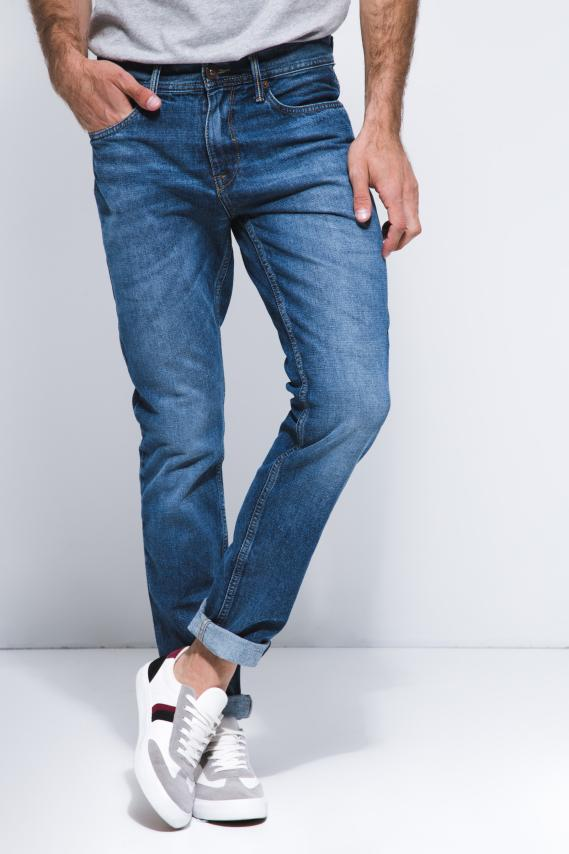Basic Pantalon Koaj Jean Slim Rigido 3 2/18