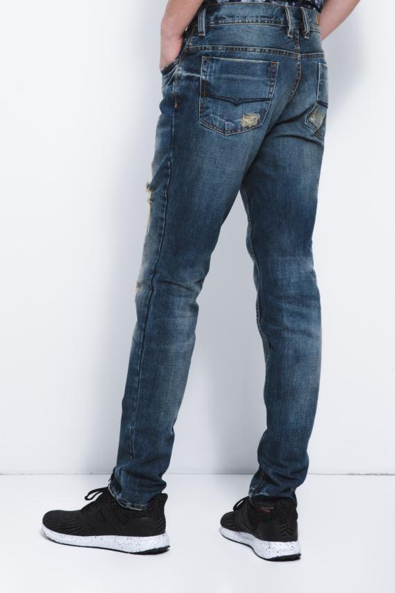 Jeanswear Pantalon Koaj Roll 48 Skinny 2/18