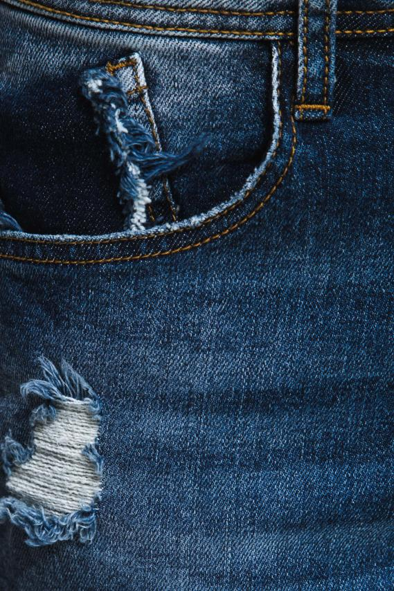 Jeanswear Pantalon Koaj Adael Skinny 2/18
