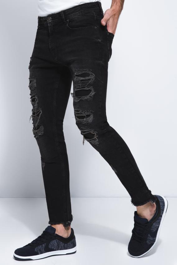 Jeanswear Pantalon Koaj Nylo Skinny 2/18