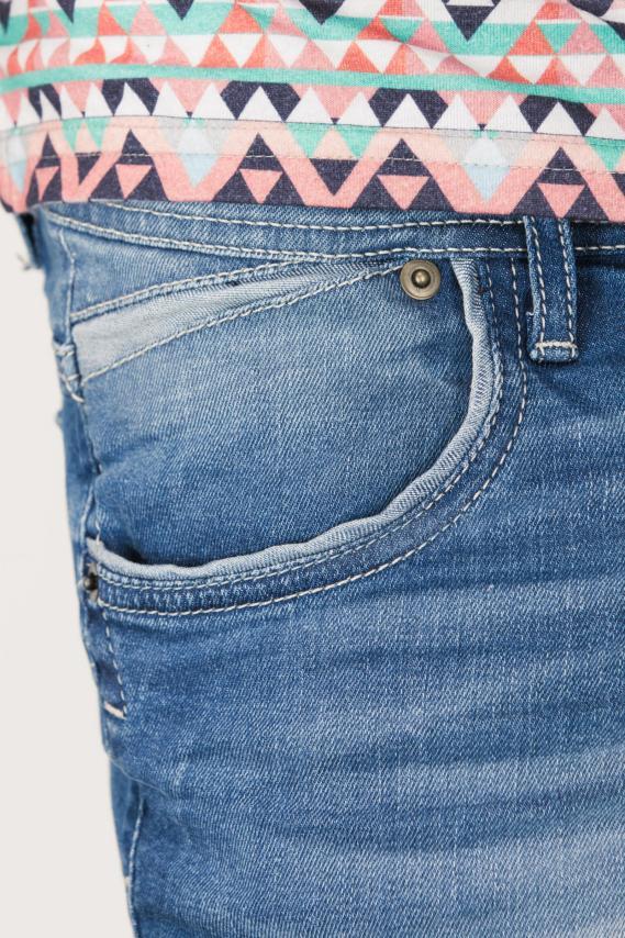 Glam Pantalon Koaj Yoki Super Slim Fit 3/16