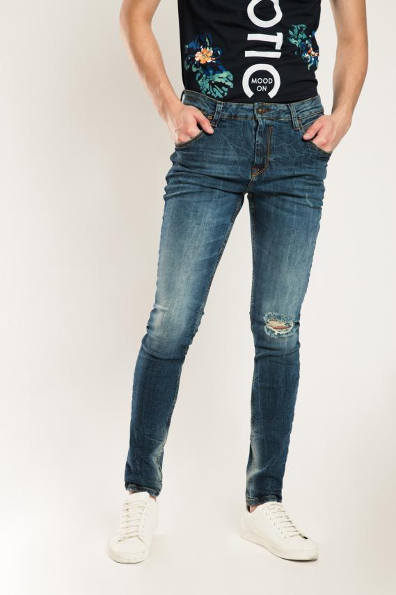 Jeanswear Pantalon Koaj Haldy Skinny 3/17