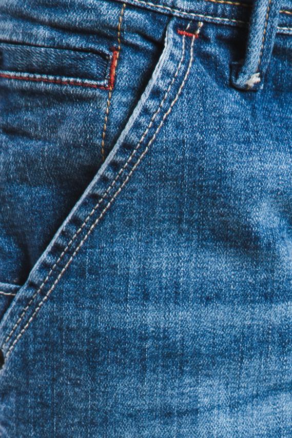Jeanswear Pantalon Koaj Yeray Skinny 3/17