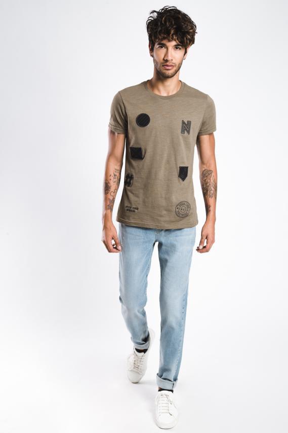 Jeanswear Pantalon Koaj Tacuba 1 Super Skinny 3/17