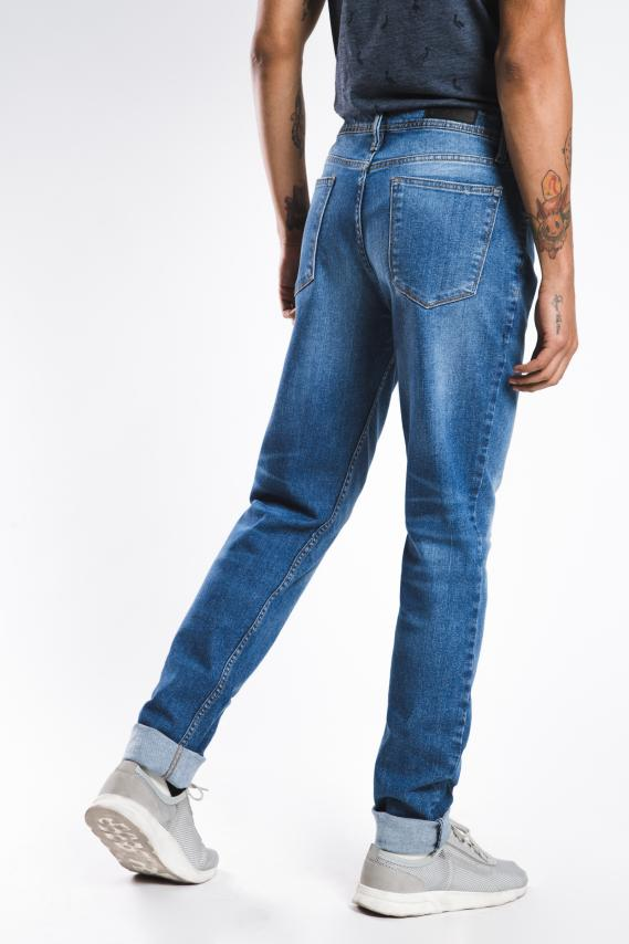 Basic Pantalon Koaj Jean Slim 63 3/17