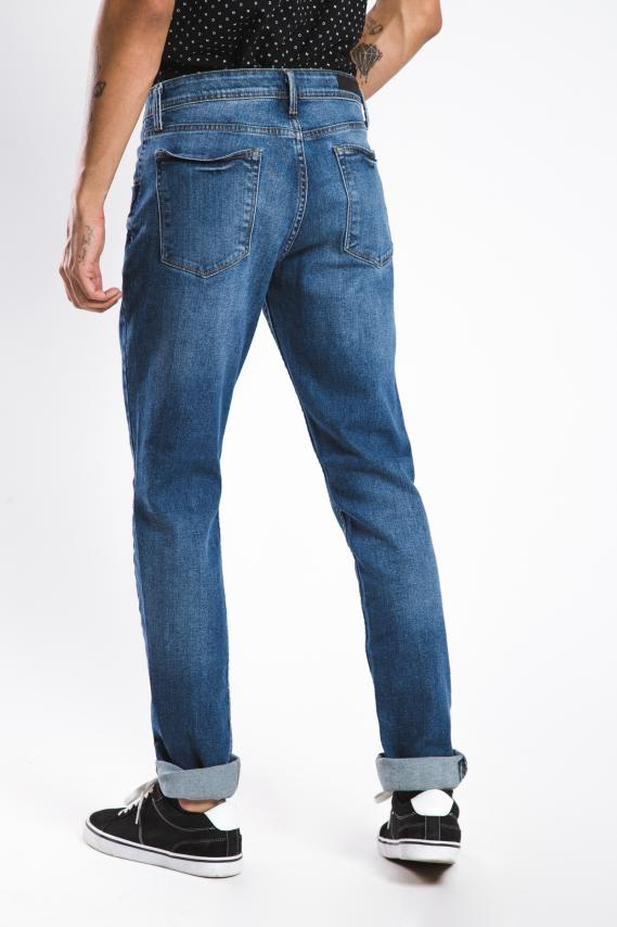 Basic Pantalon Koaj Jean Slim 64 3/17