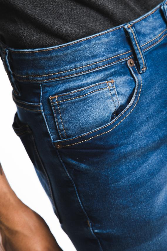 Basic Pantalon Koaj Jean Super Skinny 33 3/17