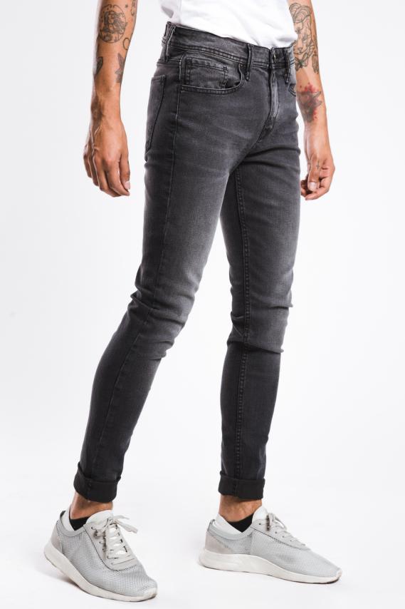 Basic Pantalon Koaj Jean Super Skinny 34 3/17