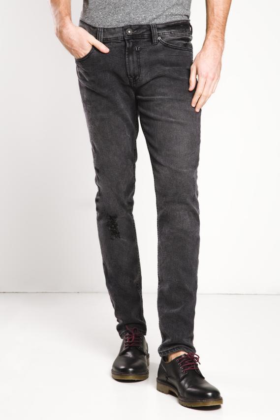 Jeanswear Pantalon Koaj Roll 39 Skinny 3/17