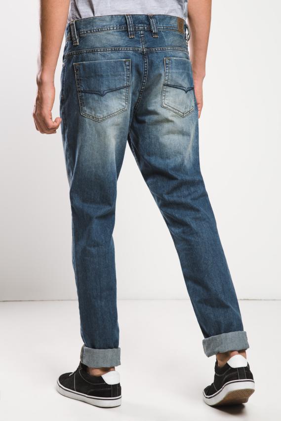 Jeanswear Pantalon Koaj Roll 40 Skinny 3/17