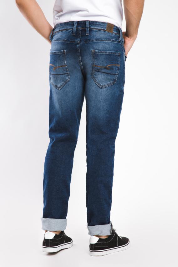 Jeanswear Pantalon Koaj Caraban Skinny 3/17
