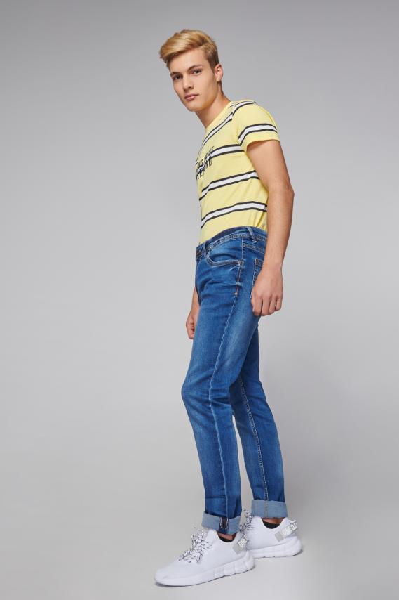 Koaj Pantalon Koaj Jean Skinny Fit 1 3/18
