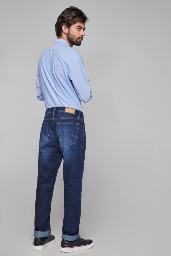 Koaj Pantalon Koaj Jean Authentic 39 4/18