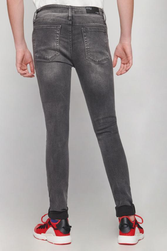 6f272abb12 Koaj Pantalon Koaj Jean Super Skinny 6 1 19