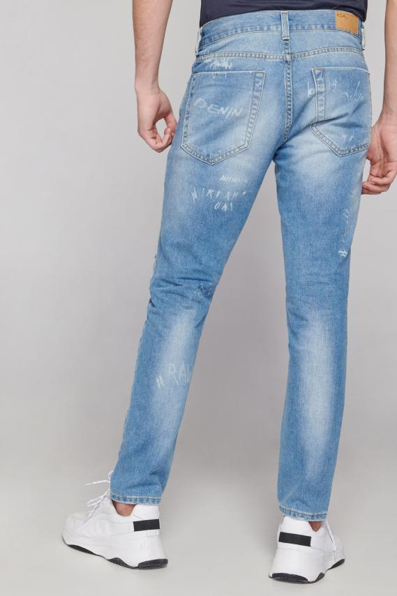 ffbdaca41839 Descuentos Hombre Jeans Koaj