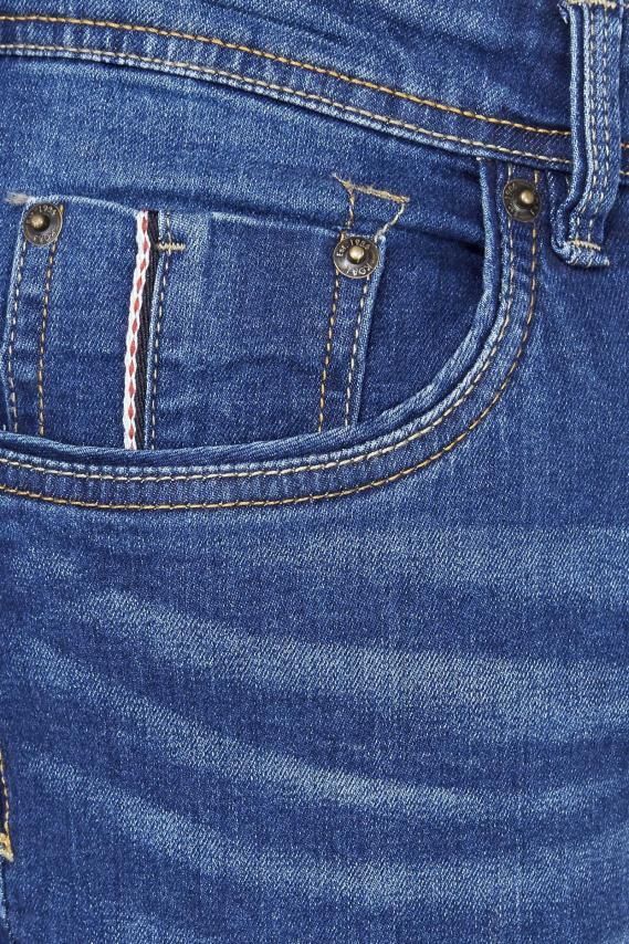 Koaj Pantalon Koaj Jean Skinny Fit 3 3/19