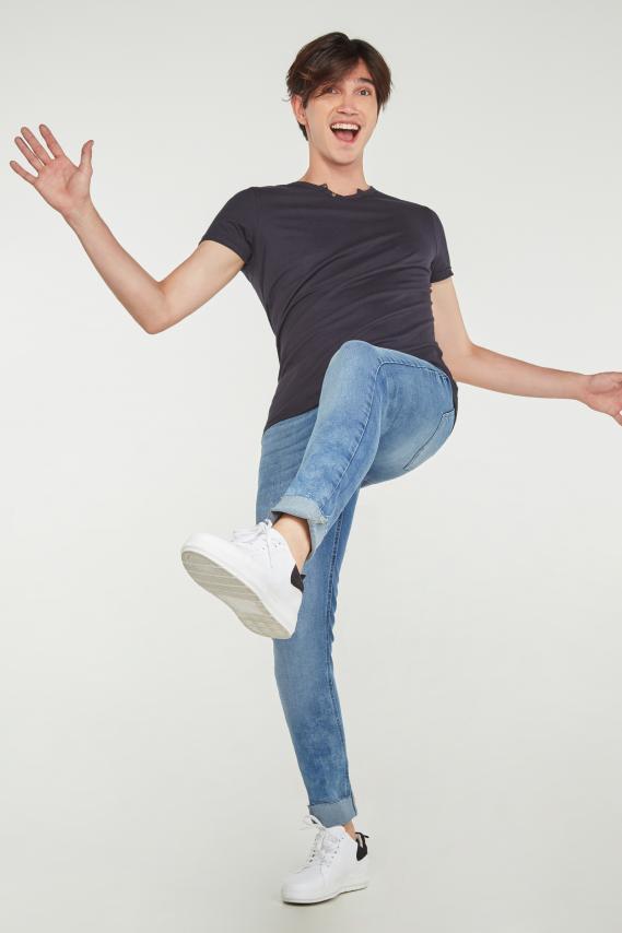 Koaj Pantalon Koaj Jean Super Skinny 33 3/19