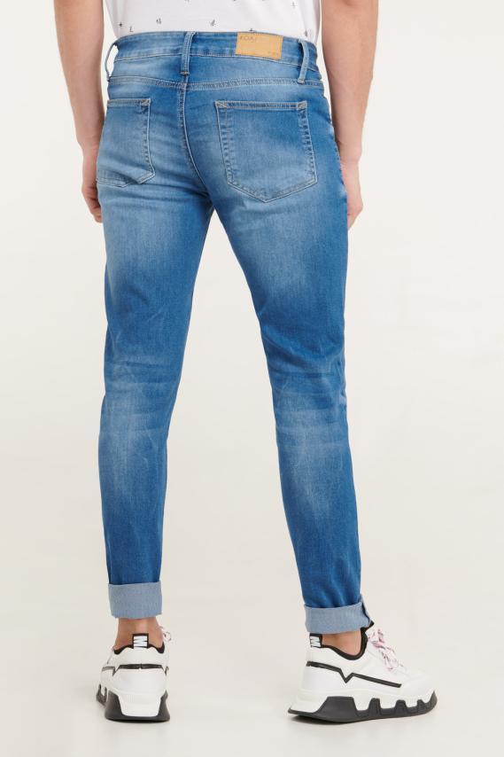 Koaj Pantalon Koaj Jean Super Skinny 40 3/19